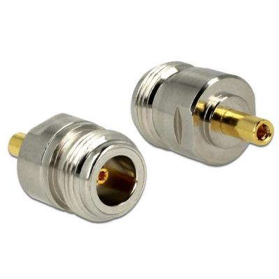 Delock coaxconnector: N to SSMB, 50 Ohm
