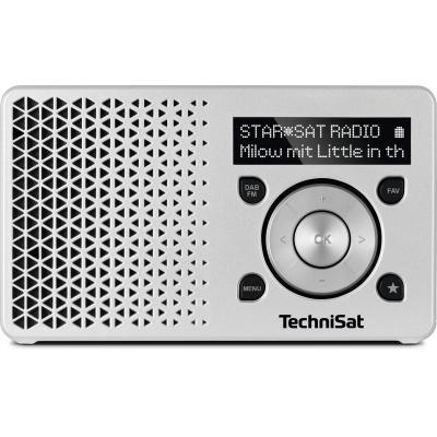 Technisat radio: DigitRadio 1 - Zilver
