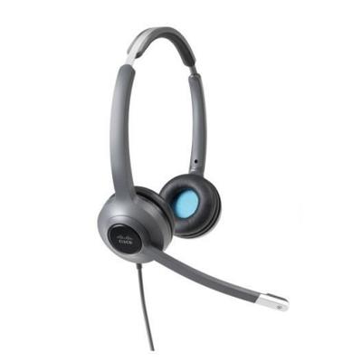 Cisco 522 Headset - Zwart, Grijs