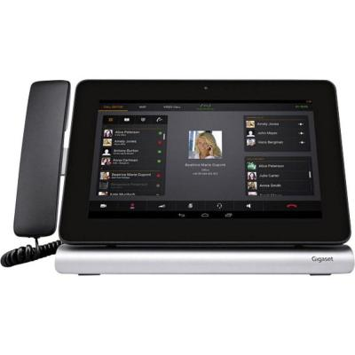 Gigaset Maxwell 10S IP telefoon - Zwart, Zilver