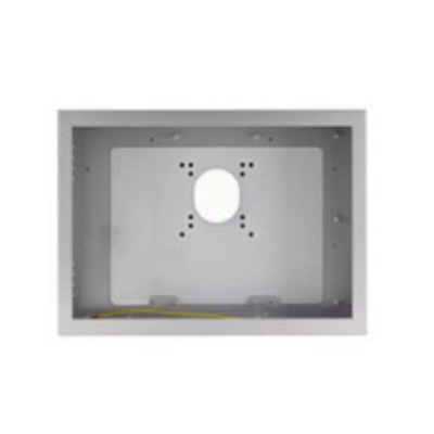 ADS-TEC Aluminium enclosure for OPC7015 Montagekit - Grijs