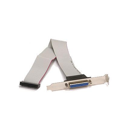 Supermicro printerkabel: Printer Port Cable - Grijs