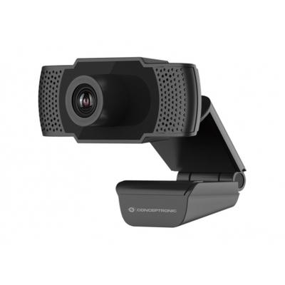 Conceptronic AMDIS Webcam - Zwart