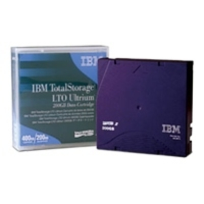 IBM LTO Gen 2 (200/400GB) Tape Media Datatape