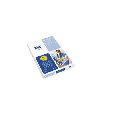 Hp papier: Soft-gloss Laser Paper 100 g/m²-A4/210 x 297 mm/250 sht