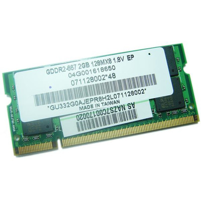 ASUS DDRII 667 2GB SO-DIMM RAM-geheugen