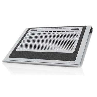 Targus Lap Chill Pro Notebook koelingskussen - Zwart, Grijs
