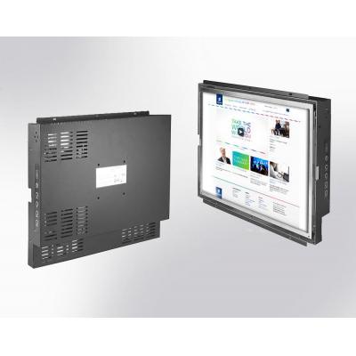 """Winsonic 48.26 cm (19"""") , 5:4, 1280 x 1024, 16.7 M, 250 cd/m2, 800 : 1, LED 250 nits, VGA, PC Audio, DC, 32.5 ....."""