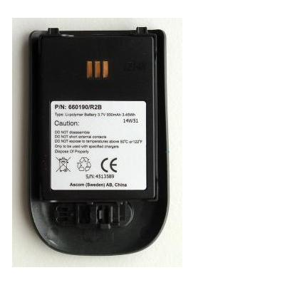 Unify OpenStage WL3, original Akku, standard battery - Zwart