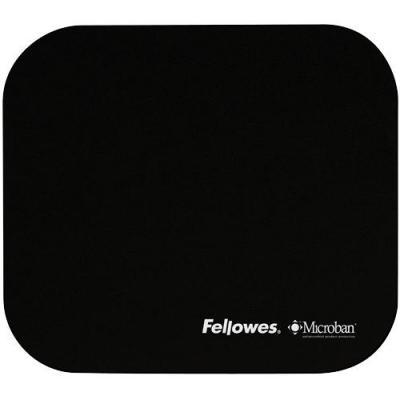 Fellowes Microban Muismat - Zwart