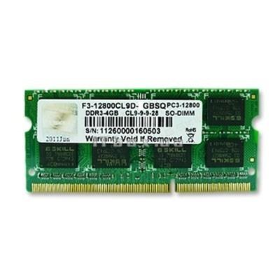 G.Skill F3-12800CL9S-4GBSQ RAM-geheugen