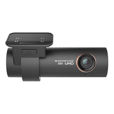 Blackvue DR900S-1CH 32GB Premium 4K UHD Cloud Dashcam + 32GB Stekker & connector