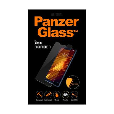 PanzerGlass Xiaomi Pocophone F1 Edge-to-Edge Screen protector - Transparant
