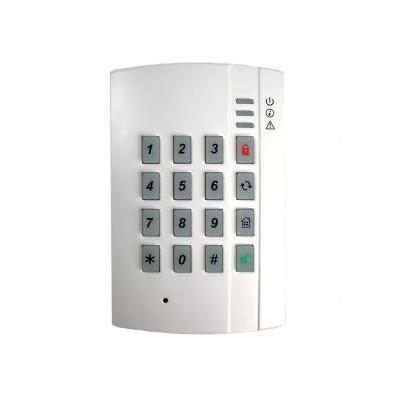 Myfox deurintercom installatie: Indoor code keypad - Wit