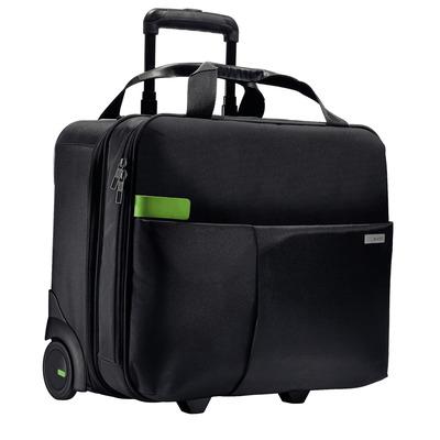 Leitz Complete Smart Carry-On Trolley, 3.2 kg, Zwart Bagagetas