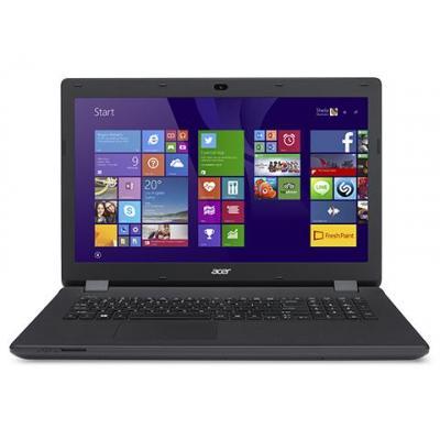 Acer laptop: Aspire ES1-731-C68Q - Zwart, QWERTY