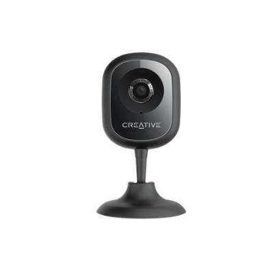 Creative labs webcam: CREATIVE Live Cam IP SmartHD - Zwart