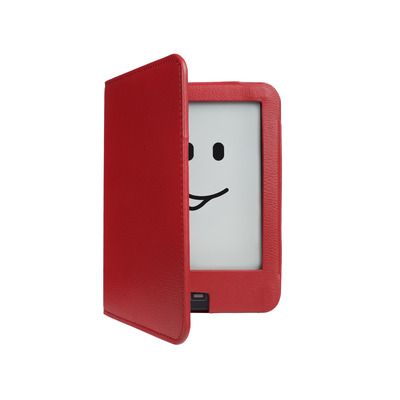 Gecko TOLINO VISION 2/3/4 HD DELUXE COVER ROOD E-book reader case
