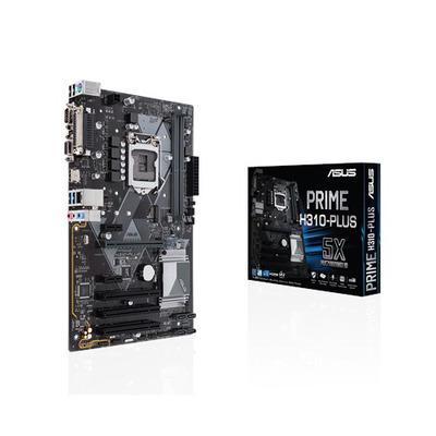 ASUS Prime H310-Plus moederbord