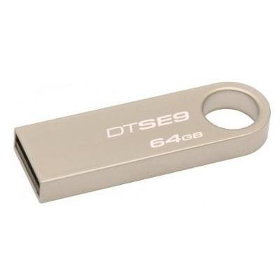 Kingston Technology DTSE9H/64GB USB flash drive