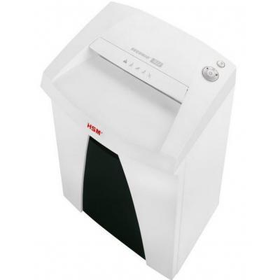 Hsm papierversnipperaar: SECURIO B22 - Wit
