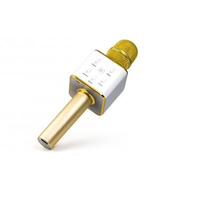Technaxx microfoon: BT-X31 - Goud, Wit