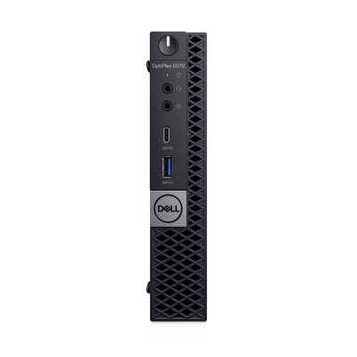 DELL OptiPlex 5070 Pc - Zwart