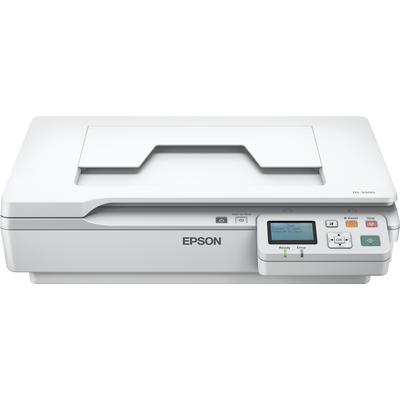 Epson WorkForce DS-5500N Scanner - Wit