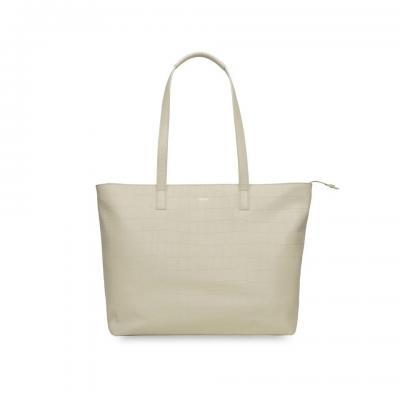 Knomo vrouwen-handtas: Maddox - Wit