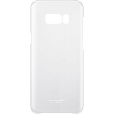 Samsung Galaxy S8+ Clear Cover Zilver mobile phone case