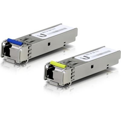 MicroOptics SFP 1.25Gbit/s SM 1310/1550nm 3km Netwerk tranceiver module