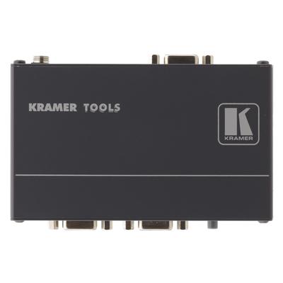 Kramer Electronics Kramer VP-111K Distr. Versterker Video-lijnaccessoire - Grijs