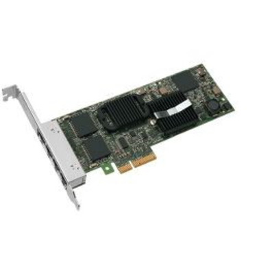 Intel E1G44ET2, 4x RJ-45, Gigabit Ethernet, PCI-E Netwerkkaart