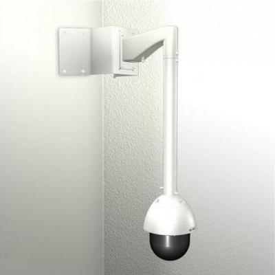 Acti beveiligingscamera bevestiging & behuizing: Corner Mount with Heavy Duty Wall Mount and Extension Tube for .....