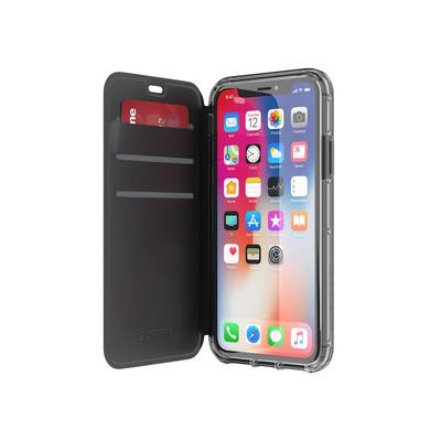 Griffin Survivor Mobile phone case - Grijs, Transparant