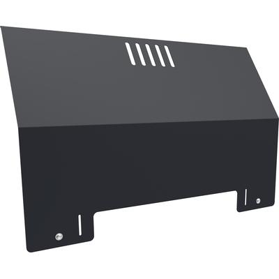 SmartMetals Afsluitkap PC-kast voor 052.72x0, 062.727x, 062.729x Montagekit - Zwart
