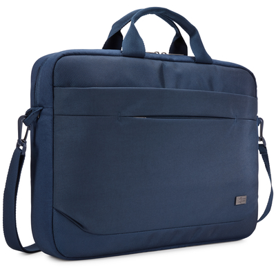 Case Logic Advantage ADVA-116 Dark Blue Laptoptas - Blauw