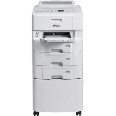 Epson WorkForce Pro WF-6090D2TWC Inkjet printer - Zwart, Cyaan, Magenta, Geel