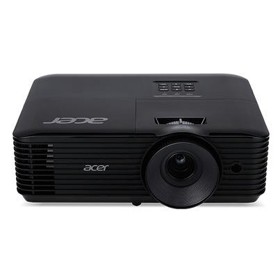 Acer beamer: Essential X168H - Zwart
