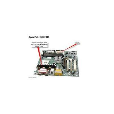 HP 263997-001 moederbord