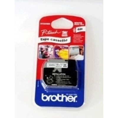 Brother Labelling Tape (12mm) Plakband
