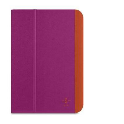 Belkin tablet case: iPad Mini Slim Style Pink - Oranje, Roze