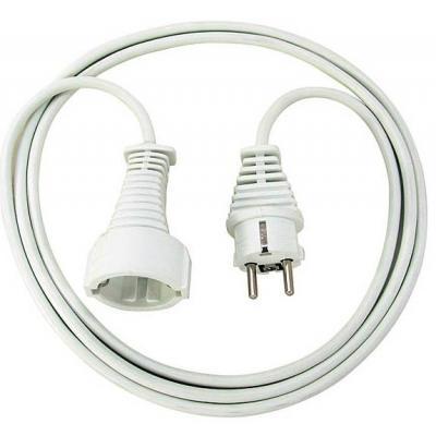 Brennenstuhl electriciteitssnoer: 1168430 - Wit