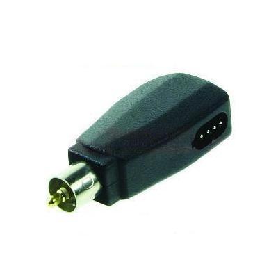 2-power laptop accessoire: 24v Tip, Black - Zwart