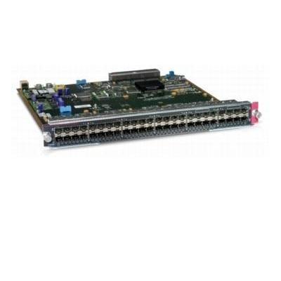Cisco Catalyst 6500 48 port 100Base-X module (require SFP) netwerk switch module (Refurbished LG)