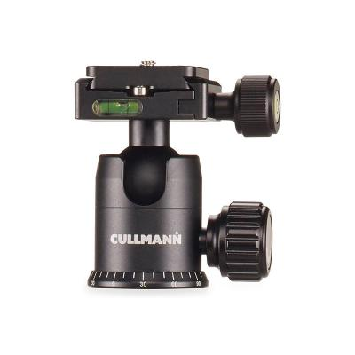 Cullmann statiefkop: MUNDO MUB2.5B - Zwart