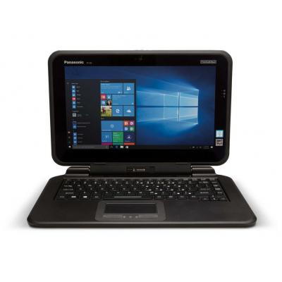 Panasonic laptop: Let's note FZ-Q2 - Zwart, QWERTY