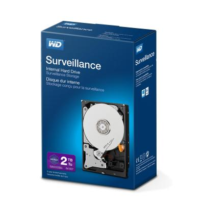 Western digital interne harde schijf: Surveillance Storage