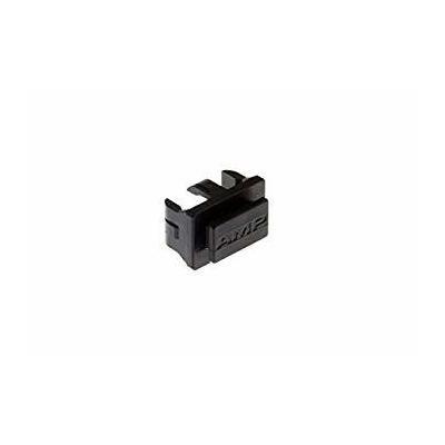 PeakOptical Connector Cap, LC Connectors, 200 pieces electrische connectordop - Zwart