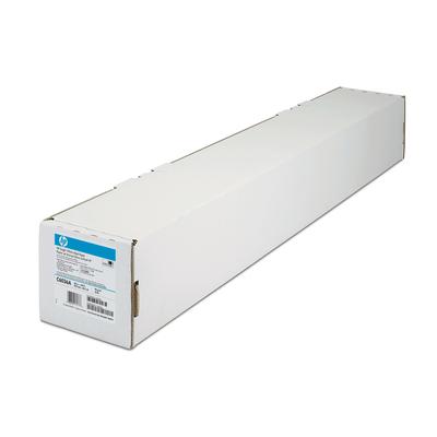 Hp papier: 914 mm x 45.7 m, 90 g/m², Mat, Houtvezel - Wit